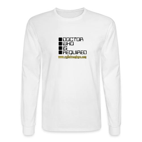 WOTAN (Long Sleeve Tee) - Men's Long Sleeve T-Shirt