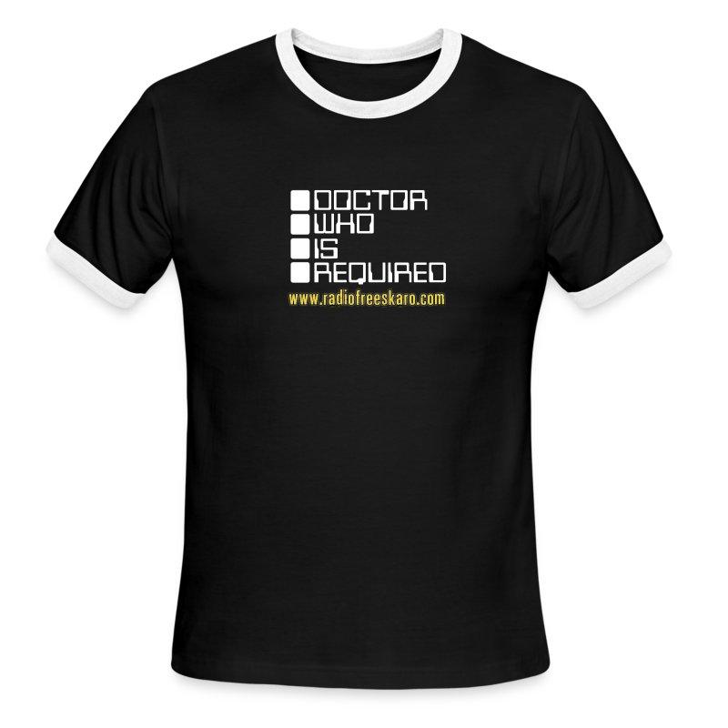 WOTAN (Ringer Tee) - Men's Ringer T-Shirt