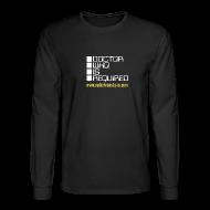 Long Sleeve Shirts ~ Men's Long Sleeve T-Shirt ~ WOTAN (Long Sleeve Tee)
