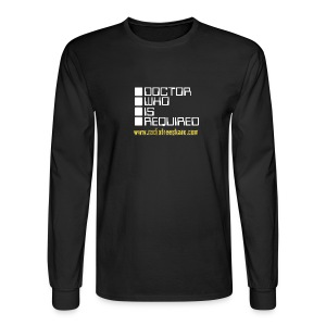 WOTAN (Long Sleeve Tee) - Men's Long Sleeve T-Shirt