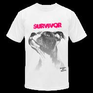 Survivor Men's Tee (White) ~ 316