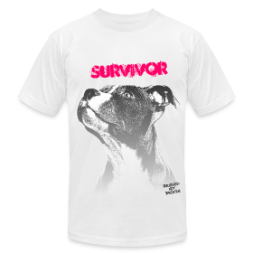 Survivor Men's Tee (White) ~ 316