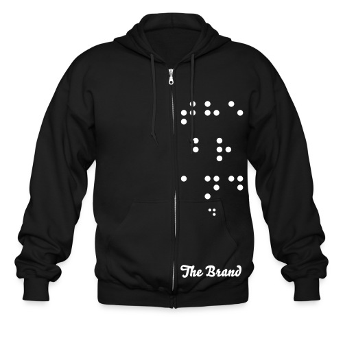 THE ZIP by: THE BRAND - Men's Zip Hoodie