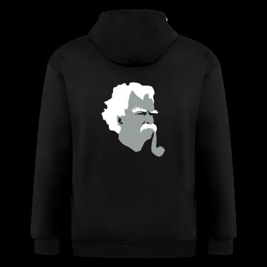 Mark Twain Zip Hoodies/Jackets