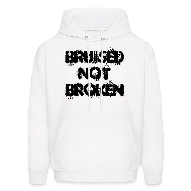 BNB Unisex Hooded Sweatshirt (White)