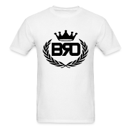 T-Shirts ~ Men's T-Shirt ~ Bro King Logo