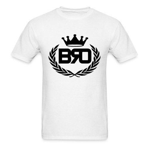 Bro King Logo - Men's T-Shirt
