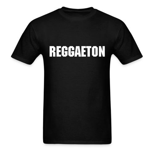 REGGAETON - Men's T-Shirt