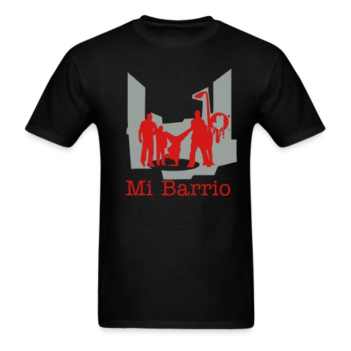 Mi Barrio - Men's T-Shirt