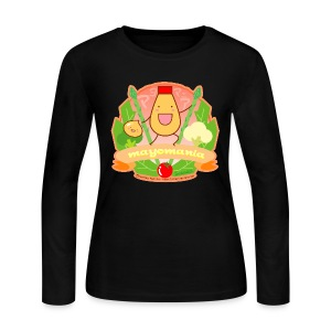 Mayomania - Women's Long Sleeve Jersey T-Shirt