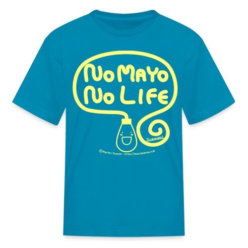No Mayo No Life - Kids' T-Shirt