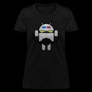 Women's T-Shirts ~ Women's T-Shirt ~ OMGrant - Front & Back
