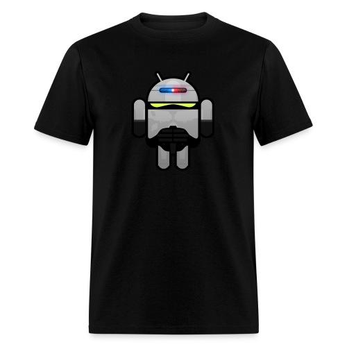 OMGrant - Front & Back - Men's T-Shirt
