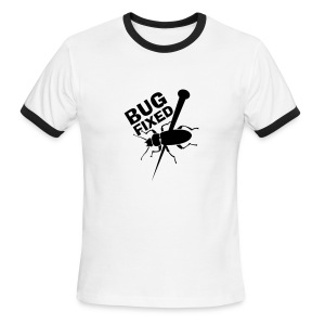 bug - Men's Ringer T-Shirt