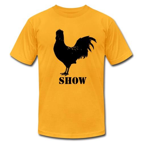 Cock Show - Men's Fine Jersey T-Shirt