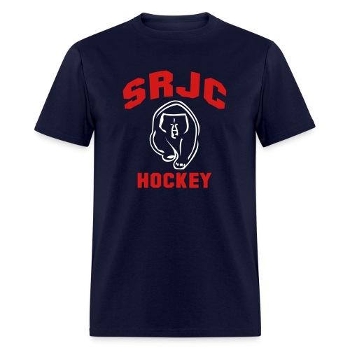 Classic Men's SRJC Hockey T-shirt - Men's T-Shirt
