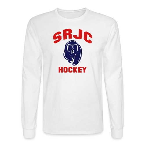 Classic Men's SRJC Hockey Long Sleeve T-shirt - Men's Long Sleeve T-Shirt