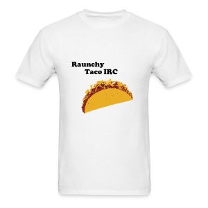 Raunchy Taco Shirt (Old Design) - Men's T-Shirt