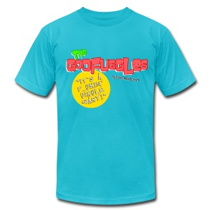 The Goofuggles American Apparel - Men's Fine Jersey T-Shirt