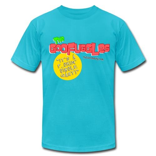 The Goofuggles American Apparel - Men's  Jersey T-Shirt
