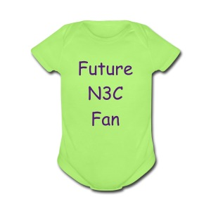Logo wear - Short Sleeve Baby Bodysuit