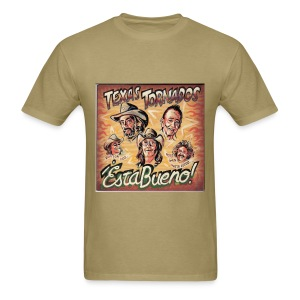 Beige T-Shirt - Men's T-Shirt