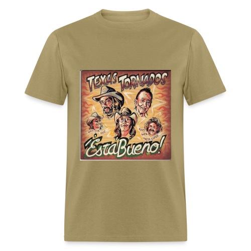 Beige T-Shirt - Men's T-Shirt