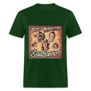 Green T-Shirt - Men's T-Shirt