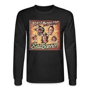 Men's Long Sleeve T-Shirt - Texas Tornados,Shawn Sahm,Freddie Fender,Flaco Jimenez,Doug Sahm,Augie Meyers