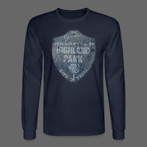 City of Trees Men's Long Sleeve - Men's Long Sleeve T-Shirt