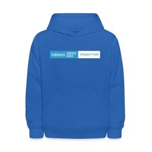Addison Wrigley Kid's Hooded Sweatshirt - Kids' Hoodie