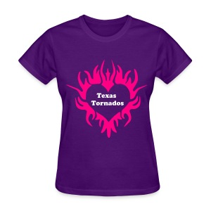 Women's Purple T-Shirt - Women's T-Shirt