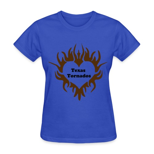 Women's Baby Blue T-Shirt - Women's T-Shirt
