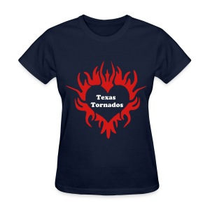 Women's Navy Blue T-Shirt - Women's T-Shirt