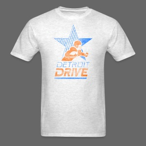 Detroit Drive Men's Standard Weight T-Shirt - Men's T-Shirt