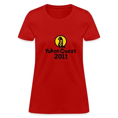 Yukon Quest T-Shirt - Women's - Women's T-Shirt