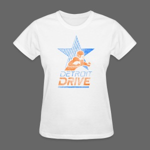 Detroit Drive Women's Standard Weight T-Shirt - Women's T-Shirt