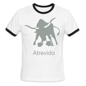 Atrevido - Men's Ringer T-Shirt
