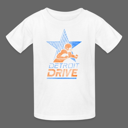 Detroit Drive Children's T-Shirt - Kids' T-Shirt