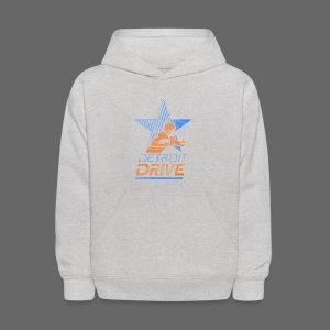 Detroit Drive Kid's Hooded Sweatshirt - Kids' Hoodie