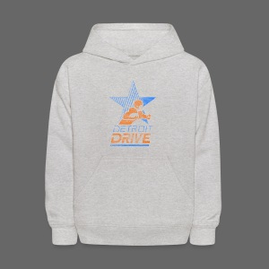 Detroit Drive Kid's Hooded Sweatshirt - Kids' Hoodie