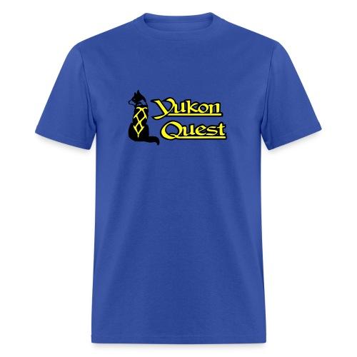 Classic Yukon Quest Logo - Mens - Men's T-Shirt