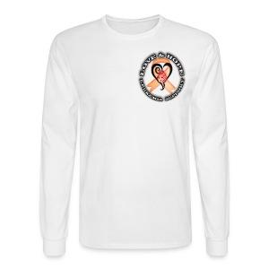 Leukemia - Save a Life - Men's Long Sleeve T-Shirt