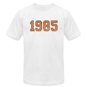 1985 Men's American Apparel Tee - Men's T-Shirt by American Apparel