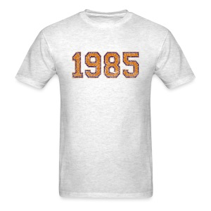 1985 Men's Standard Weight T-Shirt - Men's T-Shirt