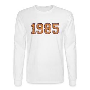 1985 Men's Long Sleeve Tee - Men's Long Sleeve T-Shirt