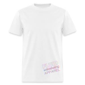 CMYK Blur Tee - Men's T-Shirt
