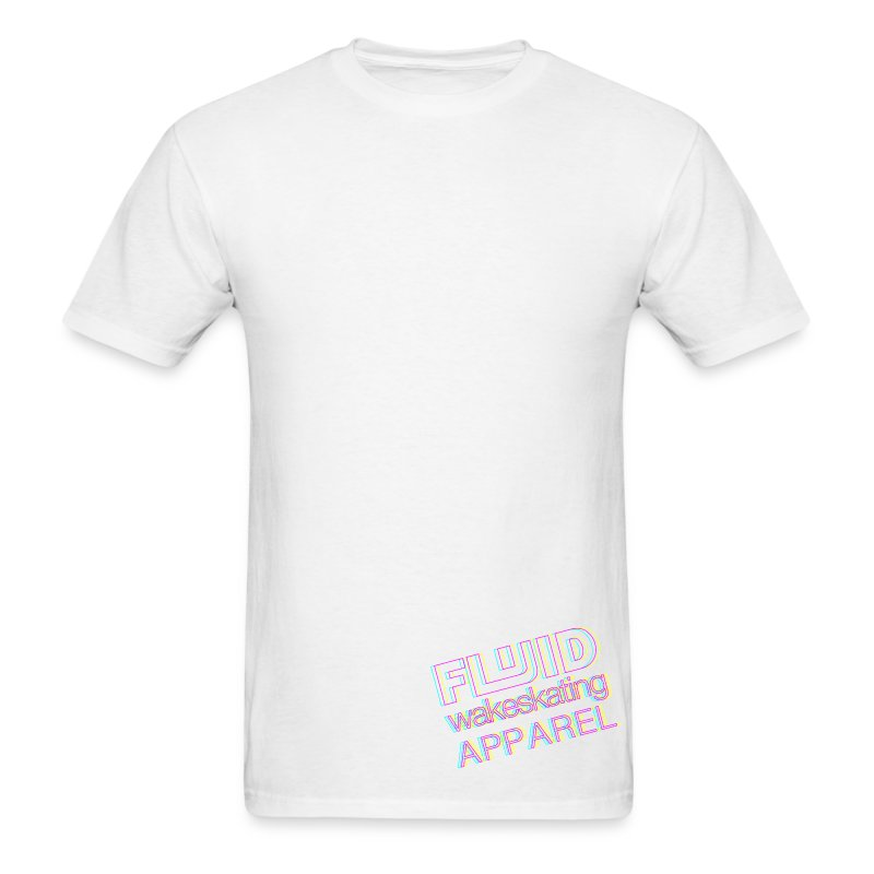 CMYK Blur Tee - Men's T-Shirt