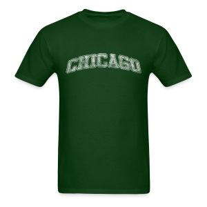 Chicago Arch - Men's T-Shirt