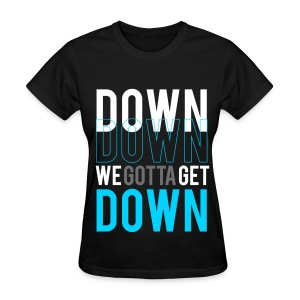 [B2ST] DOWN DOWN - Women's T-Shirt